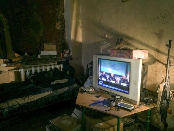 Зона АТО, Донбас, Мар'їнка_2