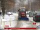 Комунальники розчистили Київ від снігу за ніч