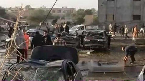 У Лівії терорист-смертник підірвав начинену вибухівкою вантажівку: не менше 40 жертв