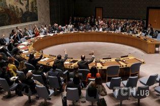 Росія і Китай заблокували Радбез ООН щодо ситуації в Сирії