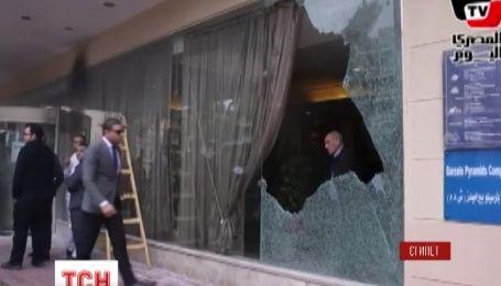 Двое мужчин атаковали туристов вблизи отеля в Египте