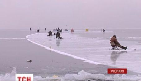Гідрометцентр попереджає рибалок про потепління