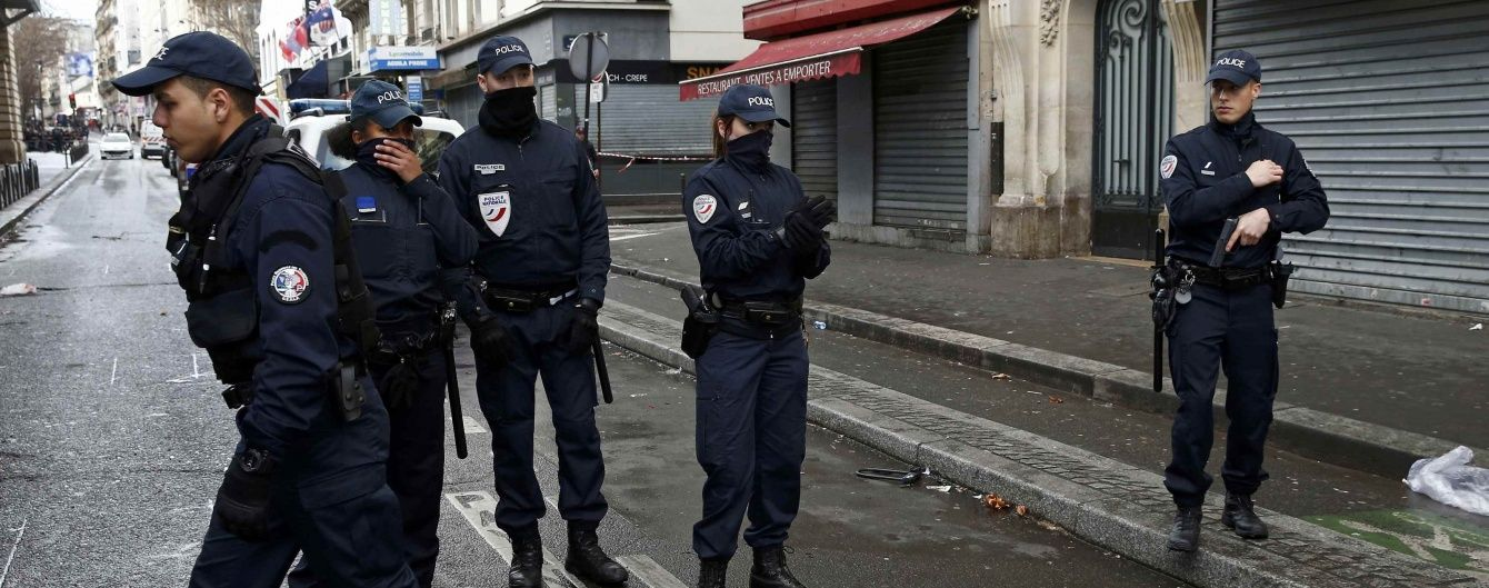 У Парижі упізнали нападника, якого застрелила поліція – ЗМІ