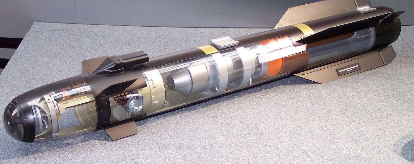 Американську ракету для навчань НАТО помилково відправили на Кубу