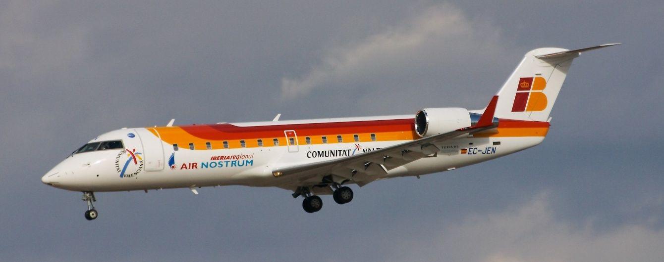 У горах Швеції розбився регіональний літак