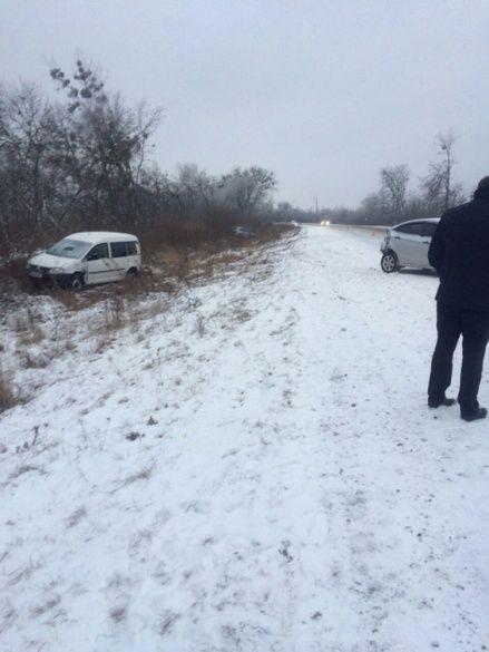 Поліцейський загинув під час оформлення ДТП_1