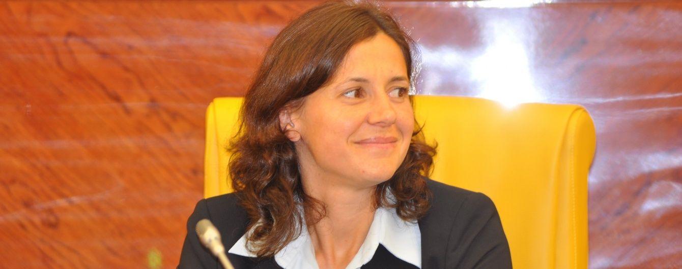 """Захисник """"Волині"""" назвав непоганим суддівство першої жінки-арбітра в чемпіонаті України"""