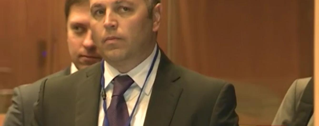 Портнов стверджує, що упіймав реформатора Шимківа на брехні