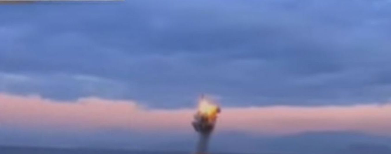 КНДР вихваляється новим відео запуску балістичної ракети