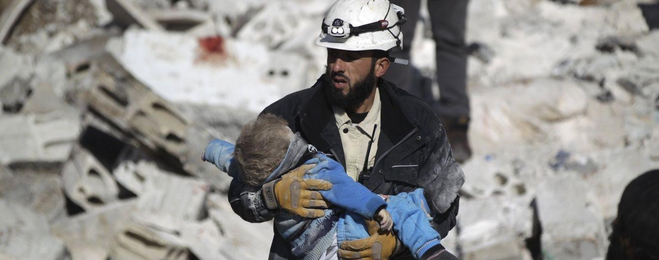 """""""Це було пекло на землі"""". Повстанець розповів, як авіація РФ бомбардувала місто в Сирії"""