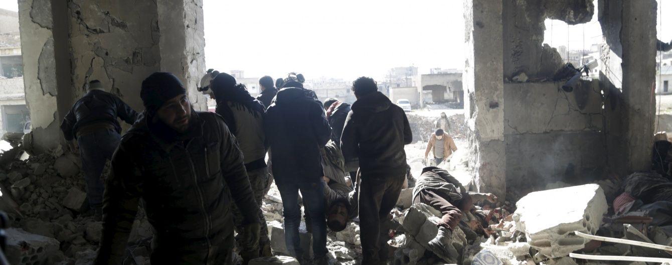 Російська авіація вбила 16 людей у Сирії після підписання угоди про перемир'я – МЗС Туреччини