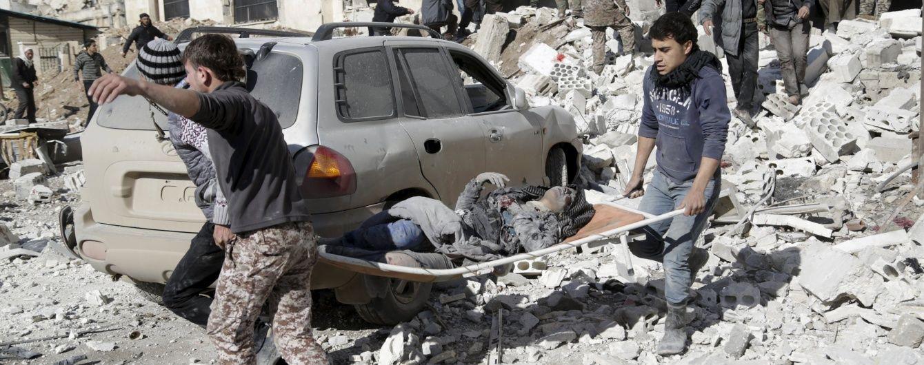 Правозащитники утверждают, что количество жертв российских авиаударов в Сирии возросло