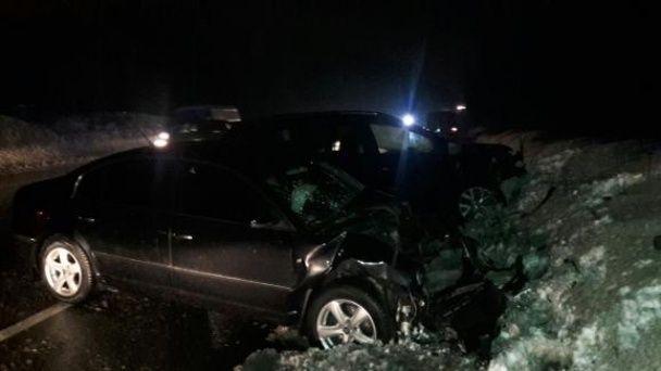 У Києві у зіткненні двох авто постраждали обидва водії