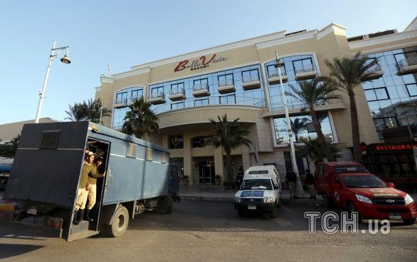 """""""Теракт у готелі"""" Хургади був розбірками місцевих мешканців один між одним – очевидці"""