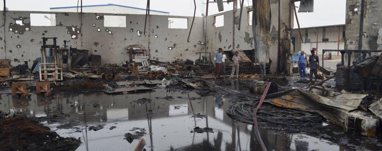"""У Ємені ракетами обстріляли центр """"Лікарів без кордонів"""", є загиблі"""