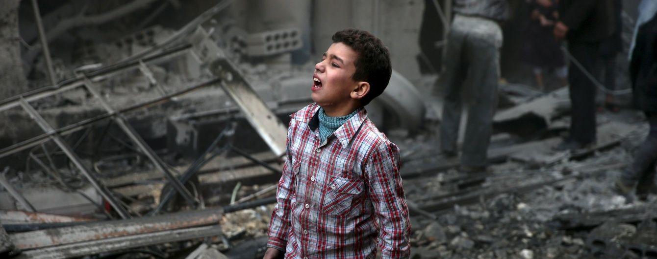Зросла кількість жертв російського авіаудару по школі у Сирії
