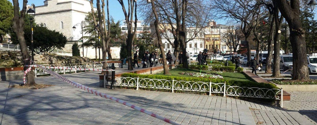 Стали відомі перші дані про кількість жертв вибуху у Стамбулі