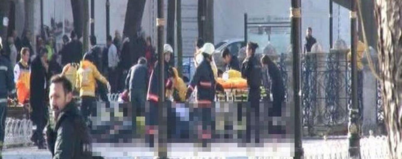 Вибух у Стамбулі здійснив терорист-смертник - Hürriyet