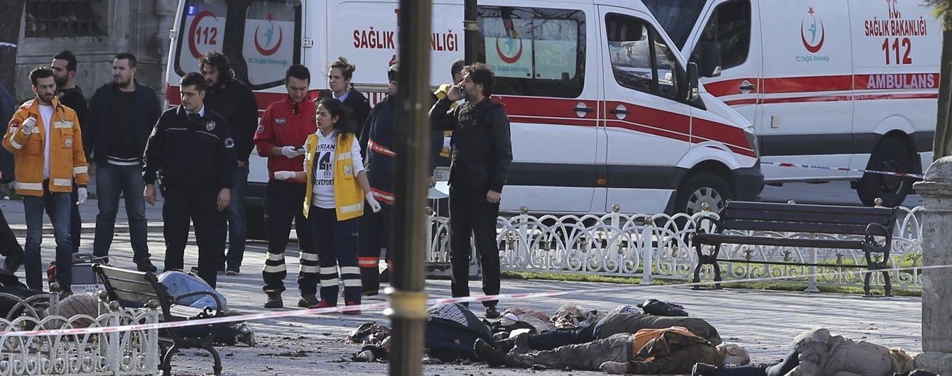 Вибух у Стамбулі: терорист-смертник підірвав себе в історичному центрі