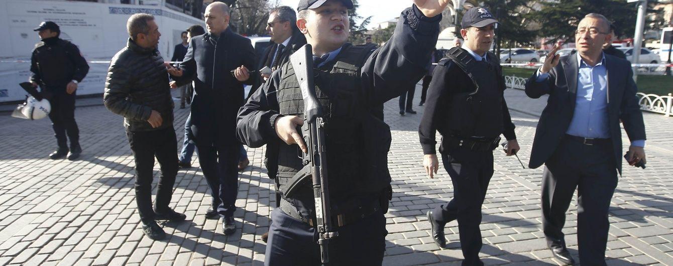 У Туреччині встановили особу терориста, який вчинив вибух у Стамбулі