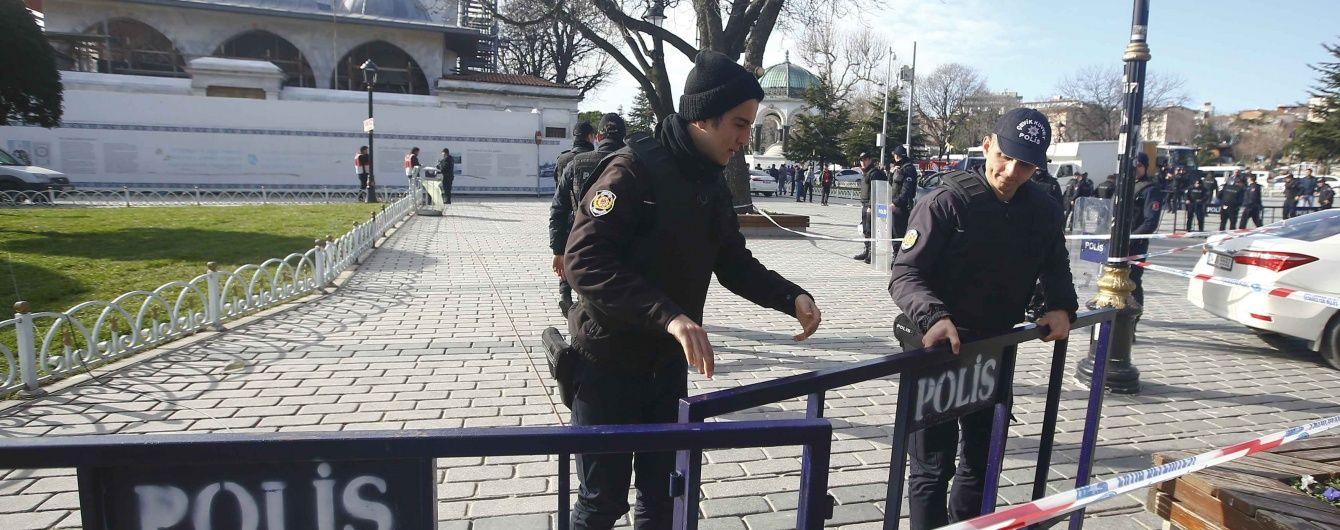 Трьох росіян затримали у Туреччині після вибуху у Стамбулі