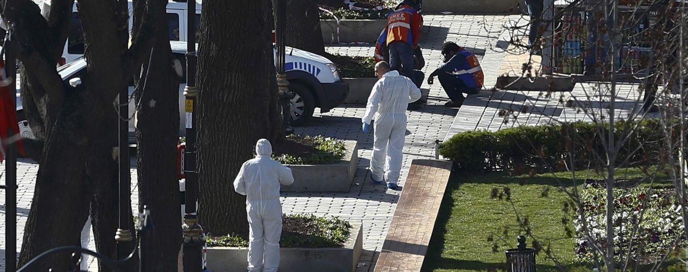 У Туреччині 16 осіб звинувачують у вибухах в Стамбулі