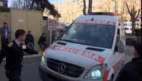 Теракт в Стамбуле забрал по меньшей мере десять жизней
