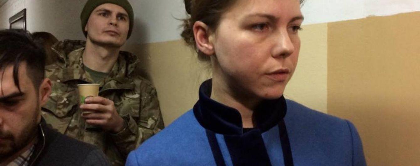 Сестрі Савченко не дають зустрітись із полоненою льотчицею в СІЗО