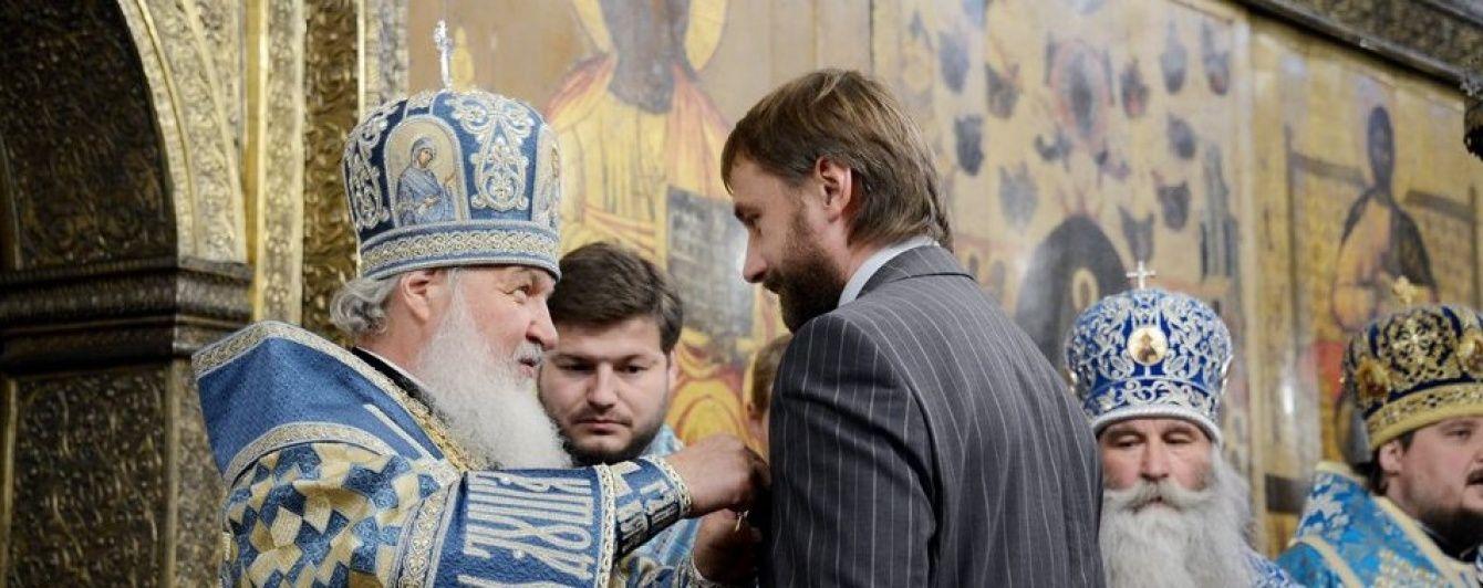 """Російська православна церква хоче купити банк, в якому можуть """"згоріти"""" її гроші – ЗМІ"""