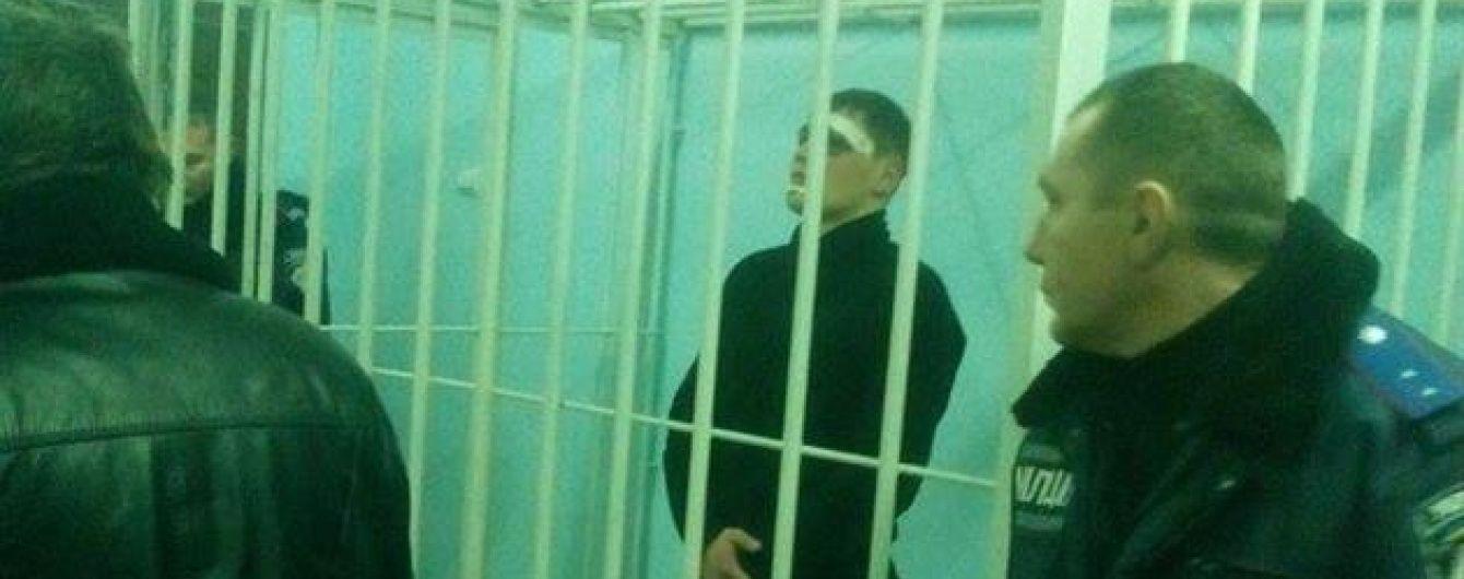 """Суд заарештував четвертого бійця """"Правого сектору"""" за бійку на Драгобраті"""