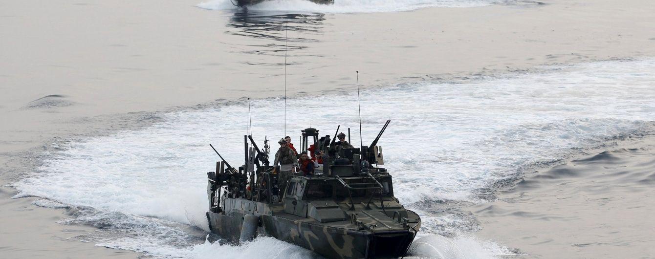 Іран прокоментував затримання військових кораблів США у Перській затоці