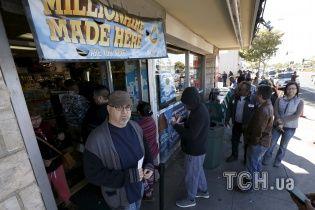 У США джекпот у лотерею сягнув рекордних 1,5 мільярда доларів