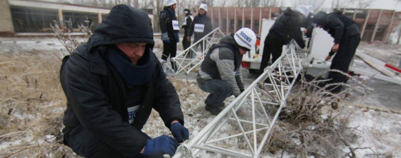 ОБСЄ встановить камери спостереження по всій лінії зіткнення на Донбасі