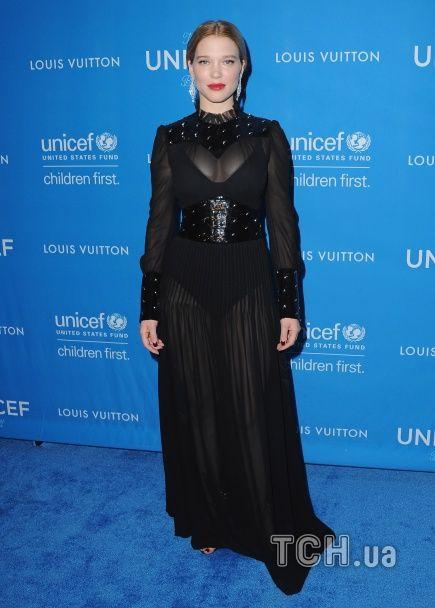 UNICEF Ball-2016: зірки влаштували парад відвертих суконь