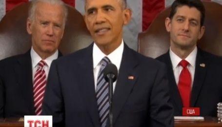 Барак Обама озадачил мир словам об Украине и России во время своей речи перед Конгрессом