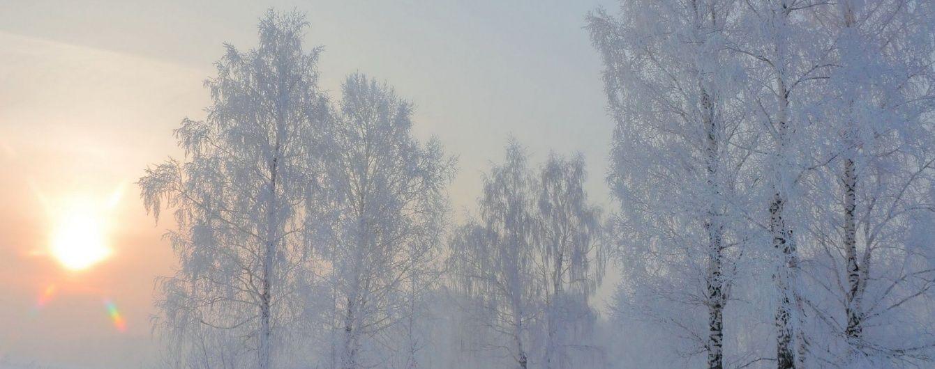 Синоптики розповіли, які погодні сюрпризи очікують українців до кінця січня