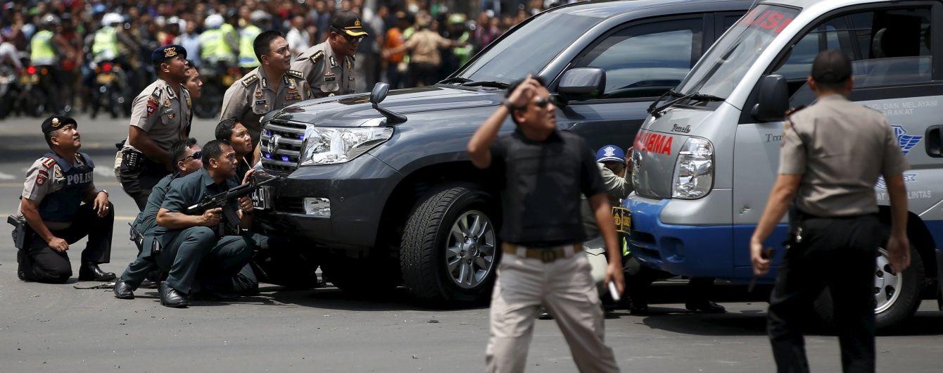 У Джакарті прогримів ще один вибух, а президент Індонезії заявив про теракти
