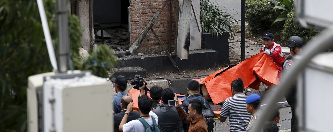 Під час моторошного теракту в Індонезії українці не постраждали - МЗС