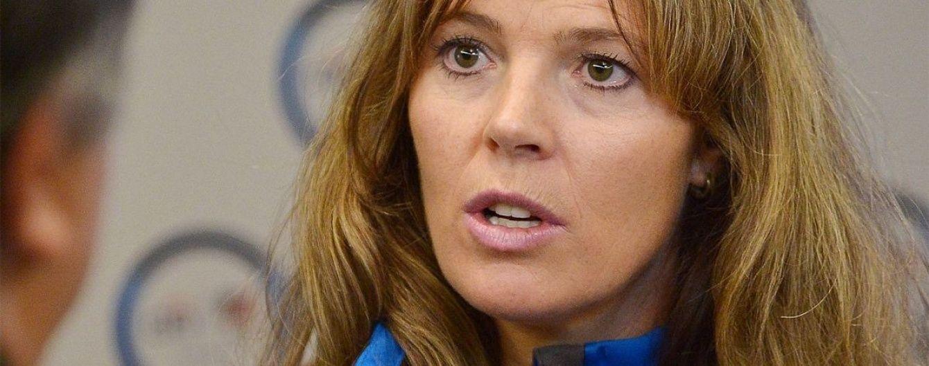 Олімпійській чемпіонці загрожує 2 роки в'язниці за побиття власного батька