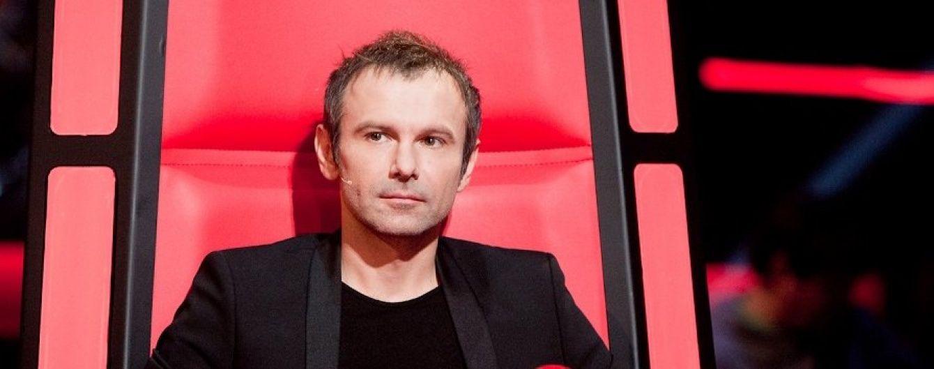 Вакарчук оголосив про завершення запису нового альбому