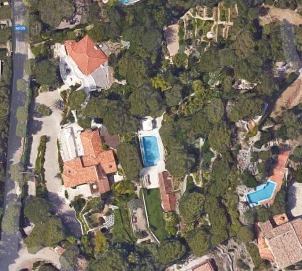 Депутат показав фото маєтку Льовочкіна за 40 мільйонів євро