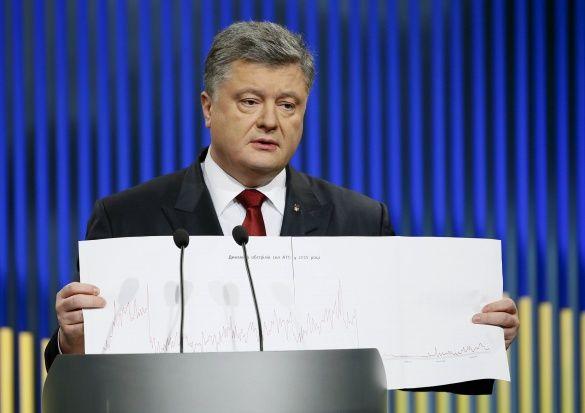 Петро Порошенко, прес-конференція, президент України