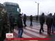 Гірники Львівщини, які заблокували трасу міжнародного значення, припинили свою акцію