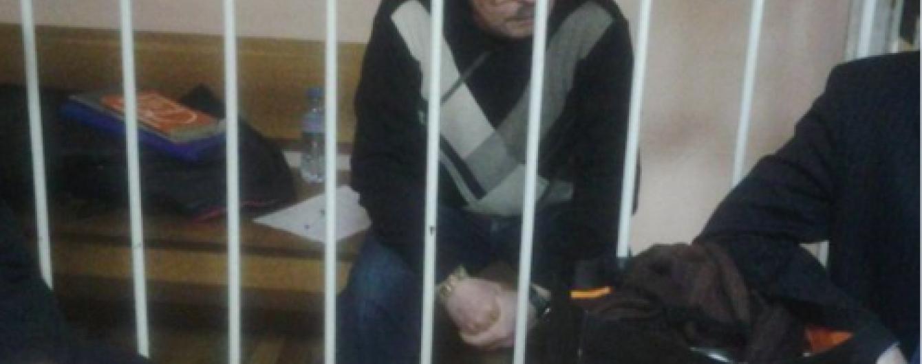 Столичний суд випустив під домашній арешт екс-депутата ВР Криму, якого підозрюють у держзраді