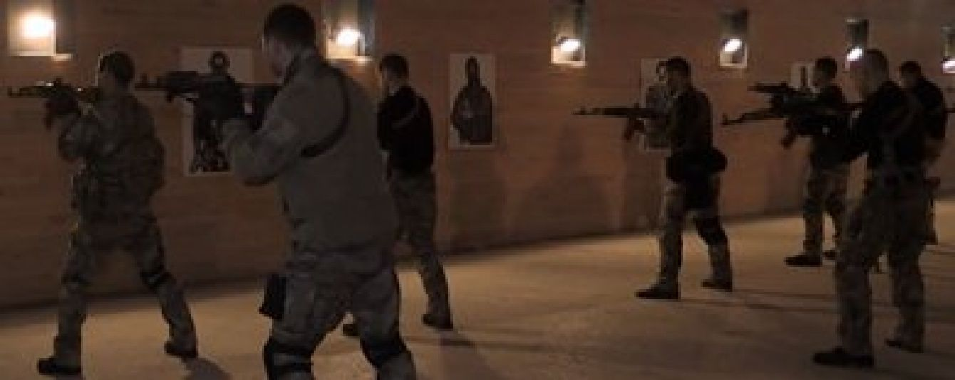 У МВС показали навчання елітного поліцейського спецназу КОРД