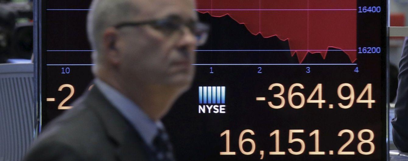 Нафтово-біржова лихоманка завдала чергового потужного удару по економіці Китаю