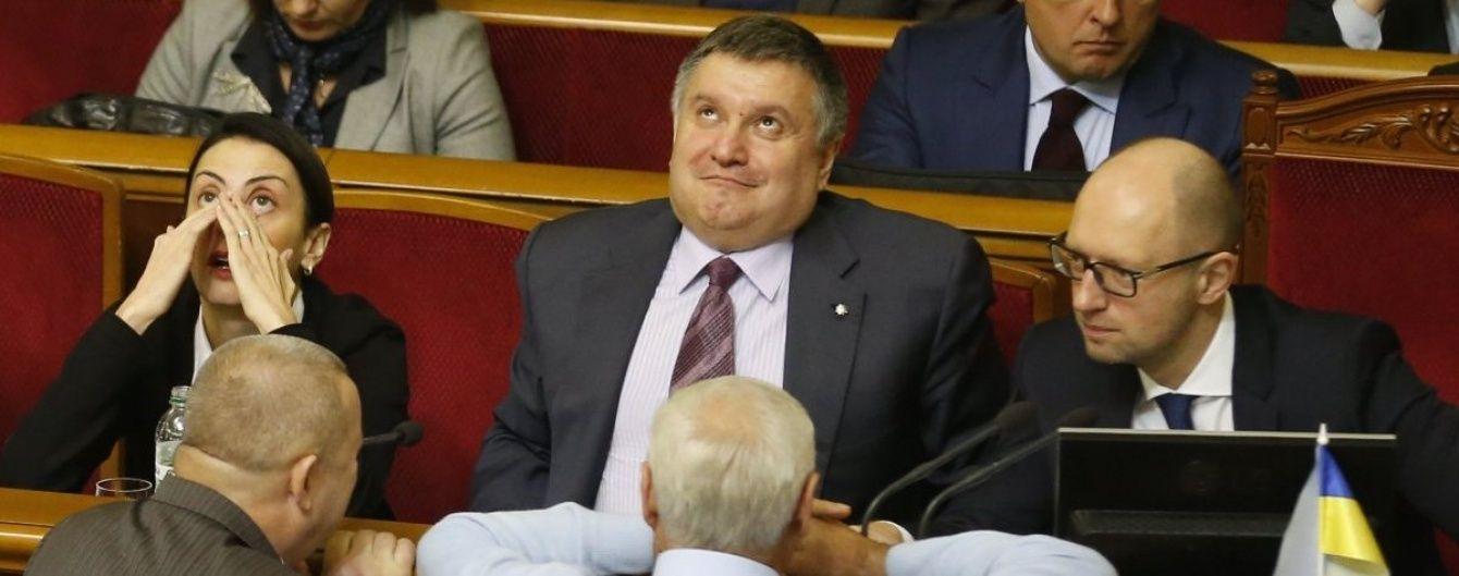Аваков знову зажадав звільнити всіх суддів через рішення щодо мажора Толстошеєва