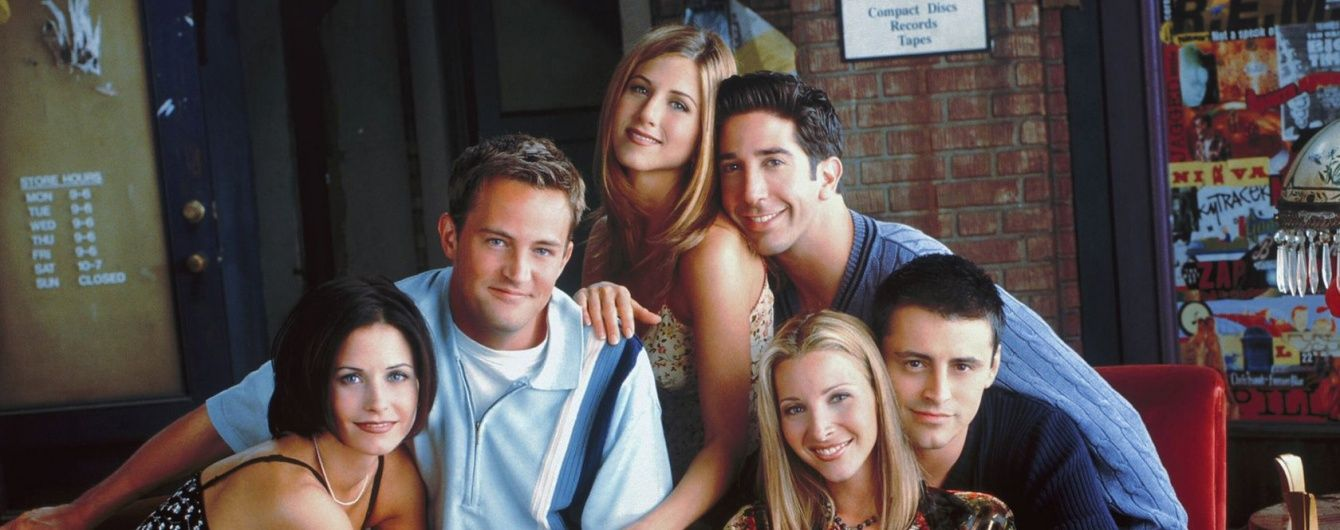 """Здійснилося: зірки серіалу """"Друзі"""" вперше возз'єдналися за 12 років"""