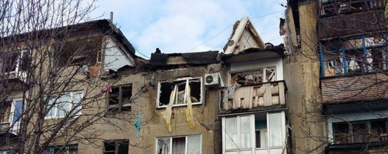 На Донбасі через вибух у житловому будинку загинула дитина
