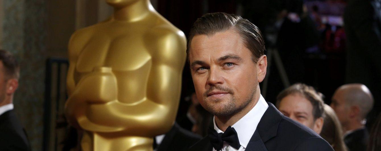 """Спроба №5: ДіКапріо прокоментував чергову номінацію на """"Оскар 2016"""""""